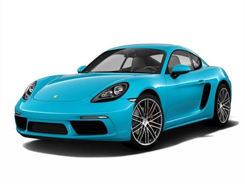 foto Porsche 718 Cayman S