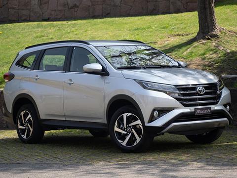 foto Toyota Rush 1.5L XLI  nuevo precio $14.990.000