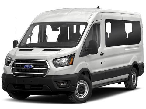 foto Ford Transit Gasolina 15 Pasajeros