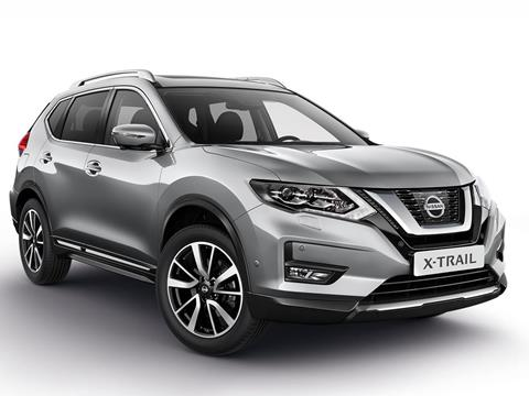 Nissan X-Trail Exclusive 2.5 4x4 CVT