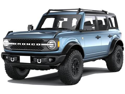 foto Ford Bronco Outer Banks 4 Puertas