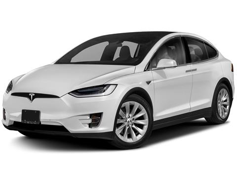 foto Tesla Model X Long Range Plus