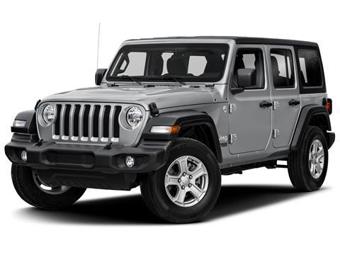 foto Jeep Wrangler Unlimited Rubicon Aut