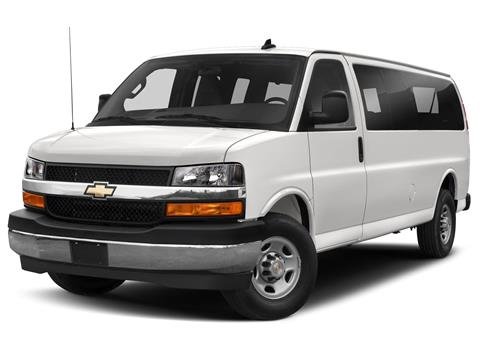 foto Chevrolet Express LS Cargo