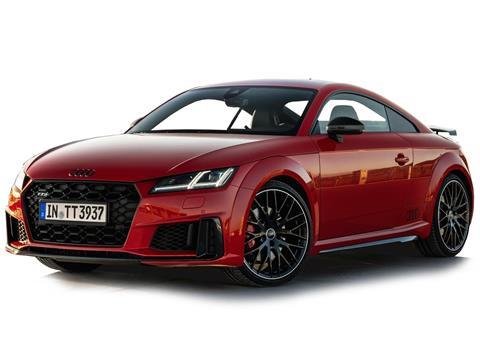 foto Audi TT 2.0T S Tronic  nuevo color A elección precio $1,109,900