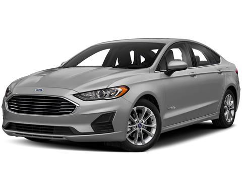 Ford Fusion SEL Híbrido