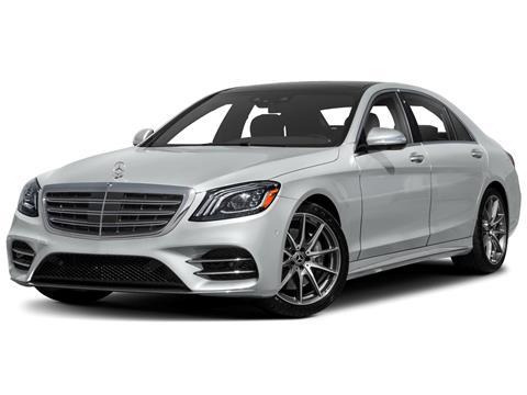 foto Mercedes Clase S 450 L