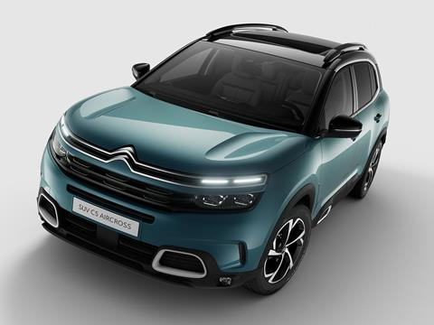 foto Citroën C5 Aircross THP 165 Feel Pack Aut