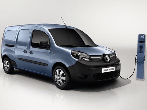 Renault Kangoo Z.E. Cargo Maxi