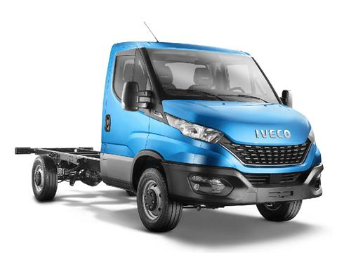Iveco Daily Chasis Cabina Simple 35-150