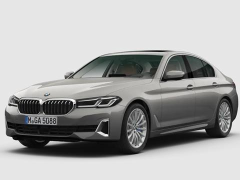 BMW Serie 5 520d Heritage