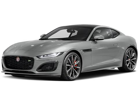 Jaguar F-Type R-Dynamic P300 Aut