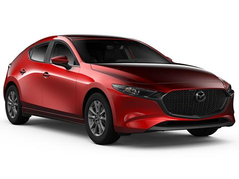 foto Mazda 3 Hatchback i Sport