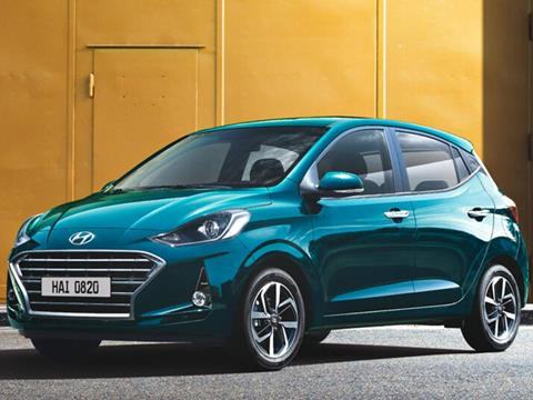 Hyundai Grand i10 1.2L Plus
