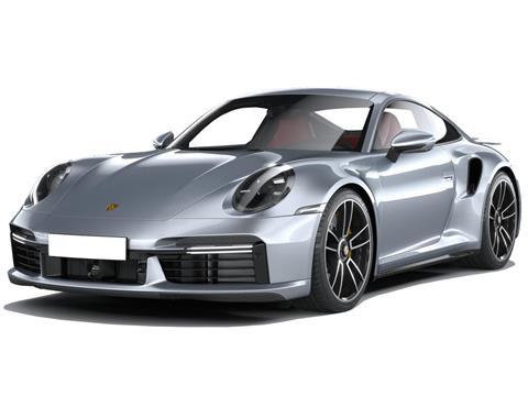Porsche 911 Turbo 3.8L