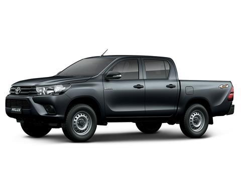 foto Toyota Hilux 4X2 Cabina Doble DX 2.4 TDi