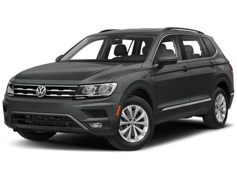 foto Volkswagen Tiguan Trendline Plus