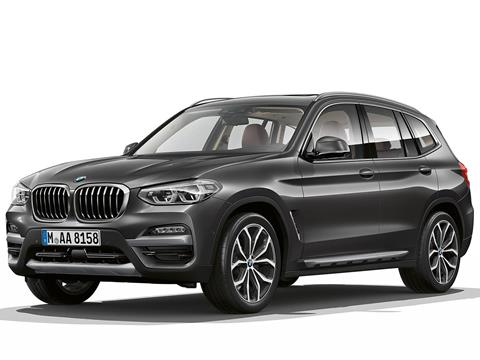 BMW X3 xDrive30i Advantage