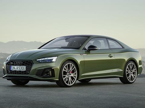 Audi Serie S S5 Coupé