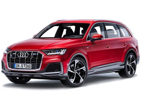 foto Audi Q7 3.0T Select