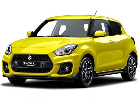 foto Suzuki Swift Sport BoosterJet