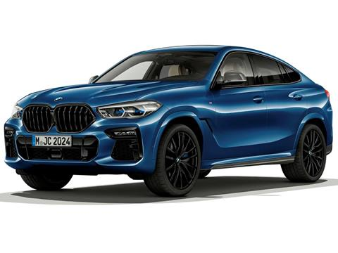 foto BMW X6 xDrive40i