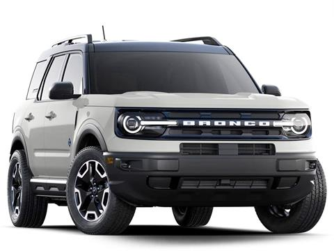 foto Ford Bronco Sport Big Bend