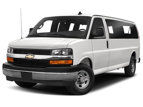 Chevrolet Express LS Cargo