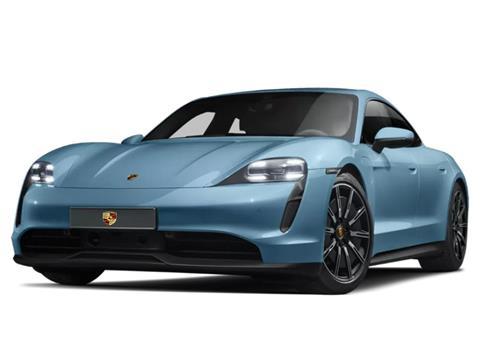 foto Porsche Taycan 4S
