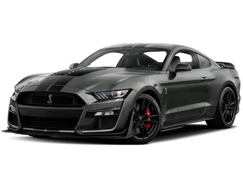 foto Ford Shelby GT 500