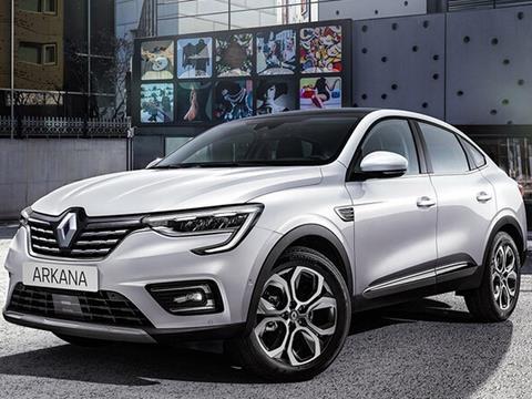 foto Renault Arkana 1.3L Intens Tech