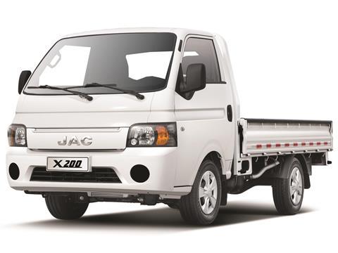 foto JAC X200 2.0L