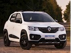 Foto venta Auto nuevo Renault Kwid Outsider color Blanco Glaciar precio $445.136