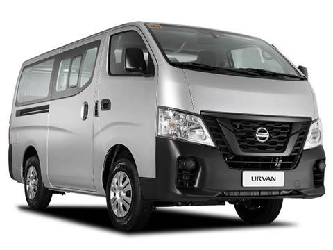 foto Nissan Urvan Panel Ventanas