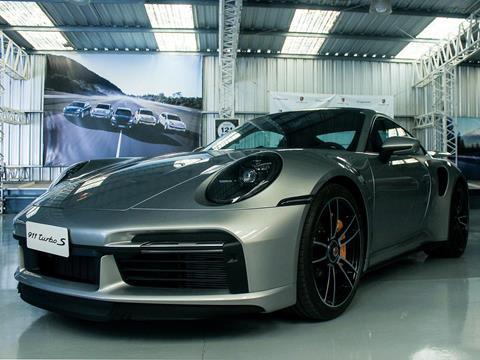 Porsche 911 Turbo S Aut