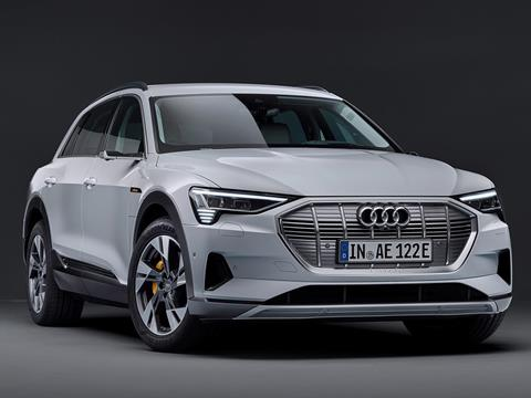 foto Audi e-tron Advanced 55 quattro