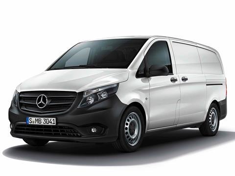 Mercedes Vito Furgón 111 CDi V1 Ac