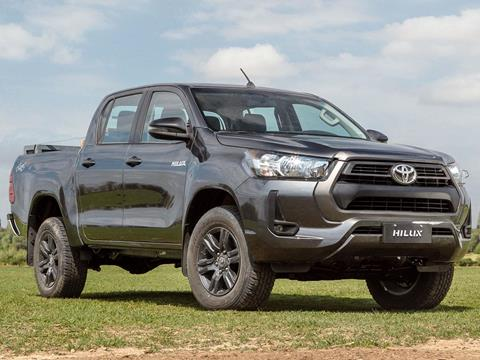 Toyota Hilux 4X2 Cabina y Chasis DX 2.4 TDi