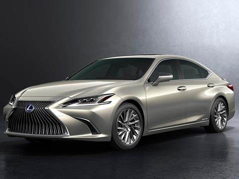 foto Lexus ES 300h Luxury
