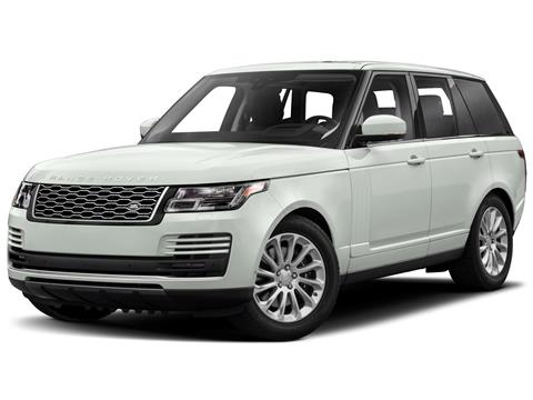 foto Land Rover Range Rover HSE