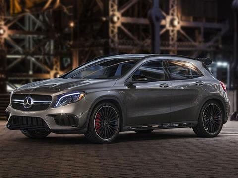 Mercedes Benz Clase GLA 45 AMG 4MATIC+ Aut