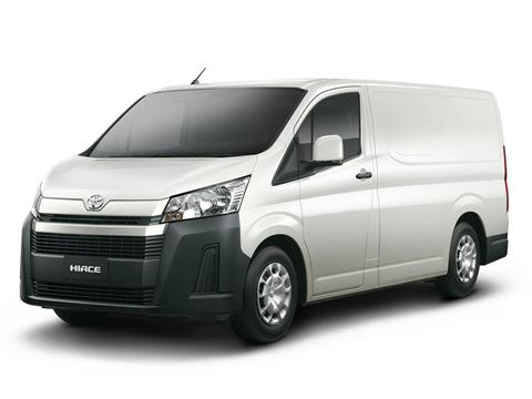 Toyota Hiace L1H1 2.8 TDI Aut