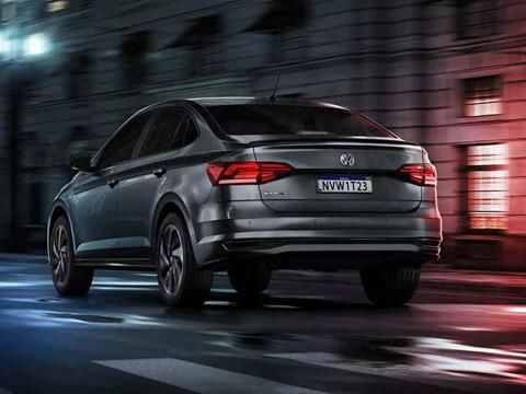 foto Volkswagen Virtus GTS