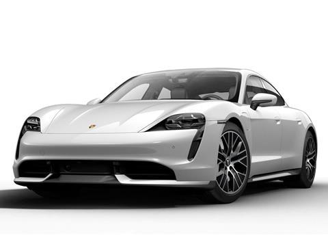foto Porsche Taycan Turbo S