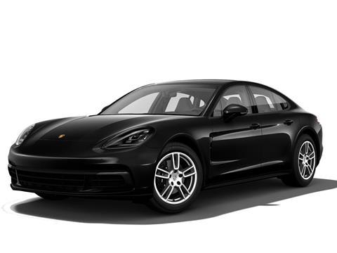 foto Porsche Panamera Panamera