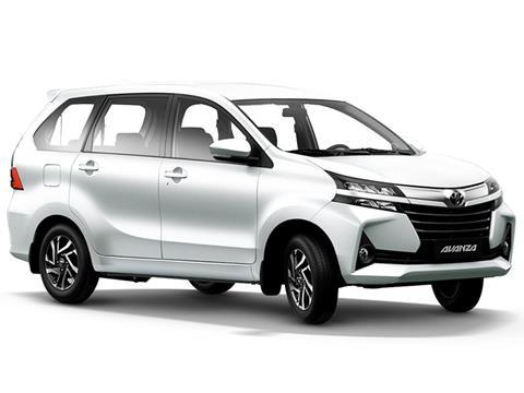 Toyota Avanza LE