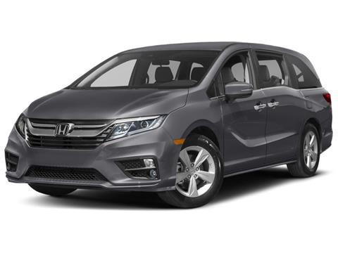 foto Honda Odyssey Prime