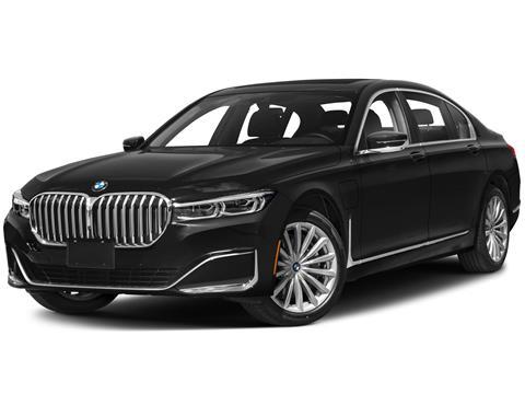 BMW Serie 7 745e