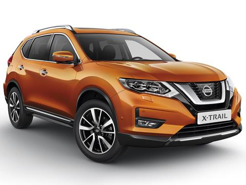 foto Nissan X-Trail Exclusive 2 Row Hybrid
