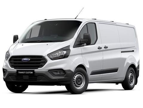 foto Ford Transit Custom Van Corta